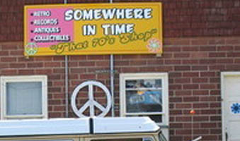 Somewhere in Time - That 70's Shoppe
